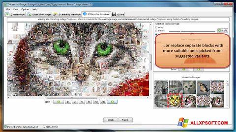 સ્ક્રીનશૉટ Photo Collage Maker Windows XP