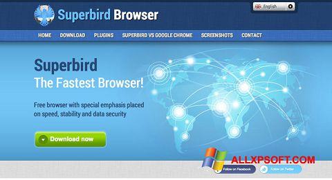 સ્ક્રીનશૉટ Superbird Windows XP