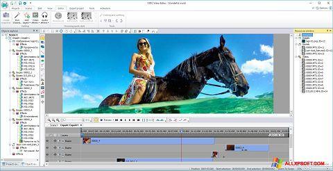 સ્ક્રીનશૉટ Free Video Editor Windows XP