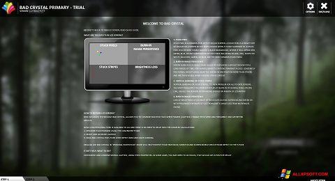 સ્ક્રીનશૉટ Bad Crystal Windows XP