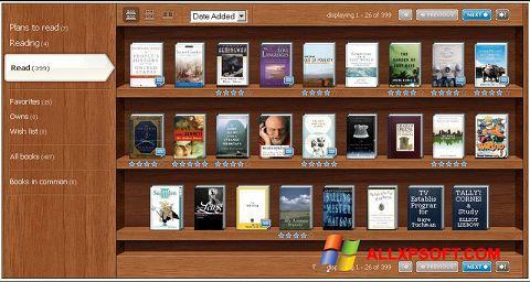 સ્ક્રીનશૉટ Bookshelf Windows XP