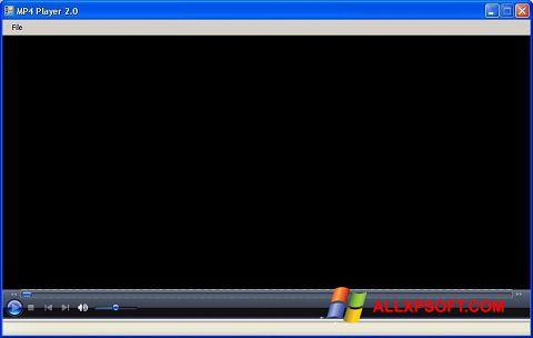 સ્ક્રીનશૉટ MP4 Player Windows XP