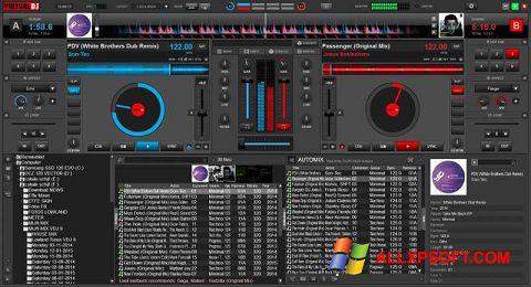 સ્ક્રીનશૉટ Virtual DJ Windows XP