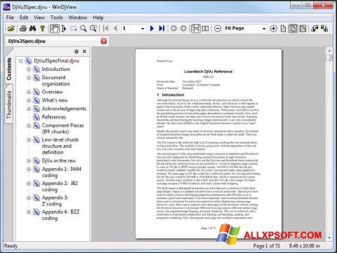 સ્ક્રીનશૉટ WinDjView Windows XP