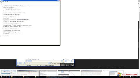 સ્ક્રીનશૉટ AkelPad Windows XP
