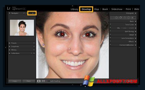 સ્ક્રીનશૉટ Red Eye Remover Windows XP